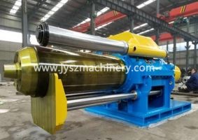 Recoiler for copper and copper alloy slitting line