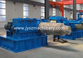 Tension reel and coiler machine