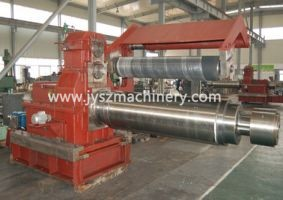 Coiler machine for Aluminum strip tension leveling line