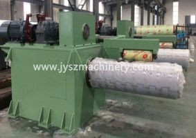 Decoiler for color coating line