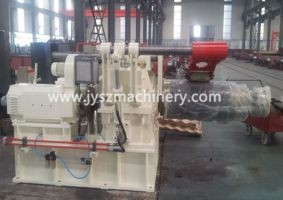 Decoiler for Steel strip tension leveling line